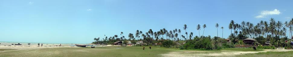uma das dez praias mais bonitas do planeta!