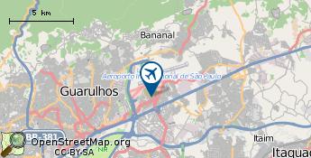 Aeroporto de Sp - Guarulhos