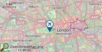 Aeroporto de Londres