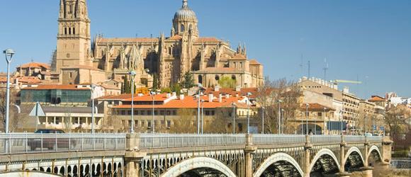 Hotéis em Salamanca