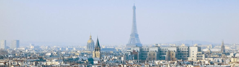 Inglaterra e Sul da Europa: Londres + Paris + Roma de avião, ao seu gosto flexível em noites