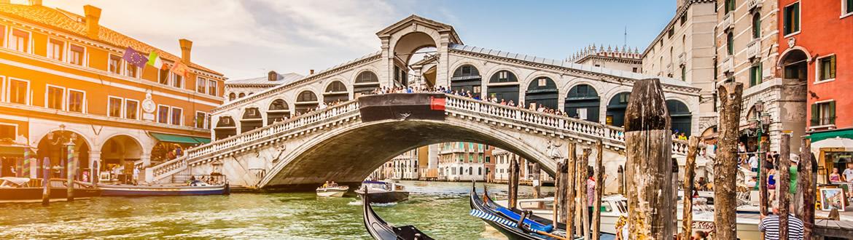 Itália: Roma + Florença + Veneza de trem, ao seu gosto flexível em noites