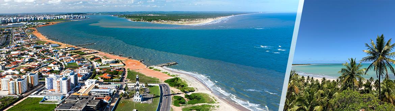 Alagoas e Sergipe: Maceió + Aracaju, à sua escolha com estadia na praia