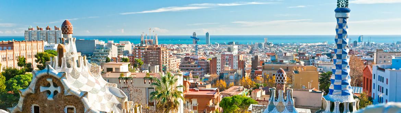 Europa do Sul: Lisboa + Madrid + Barcelona, à sua escolha flexível em noites