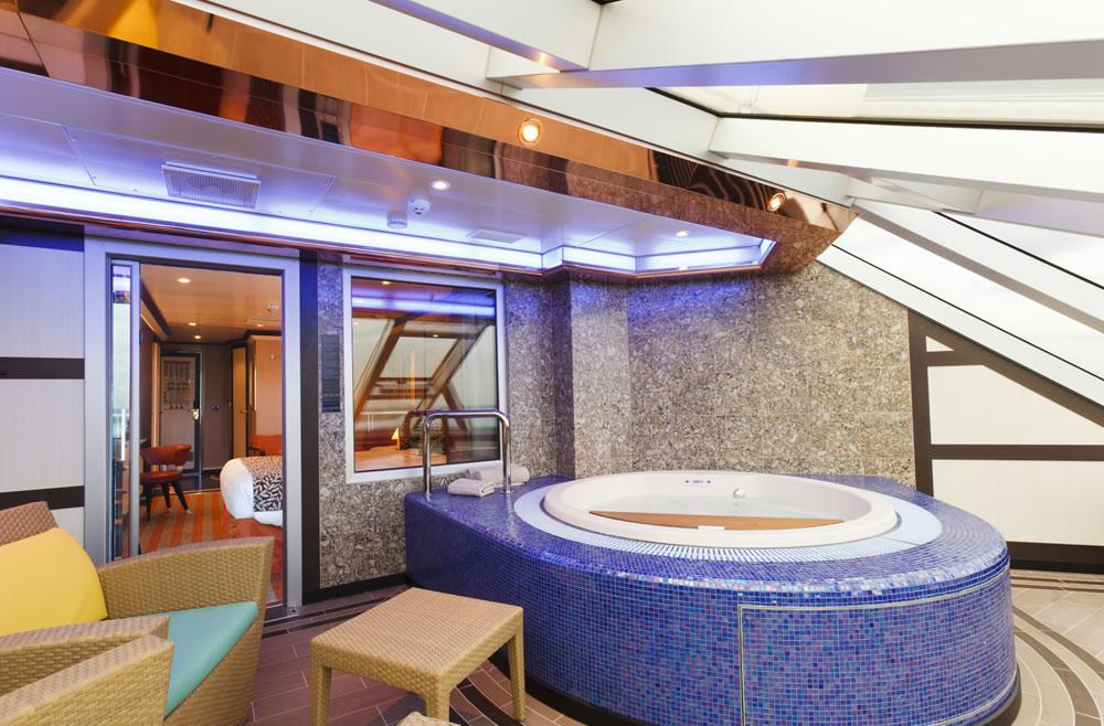 Deck deck dez turandot do navio costa fascinosa costa for Costa pacifica piano nave