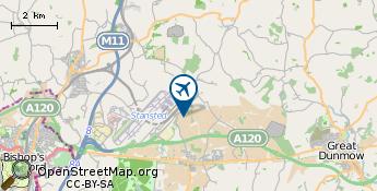 Aeroporto de Londres - Stansted