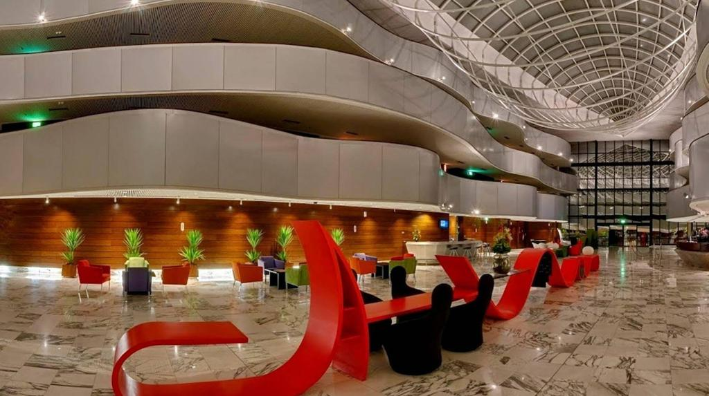 ... Hotel Royal Tulip Brasília Alvorada: Auditório ...