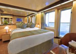 Categoria SV - Samsara Suite varanda vista mar SV