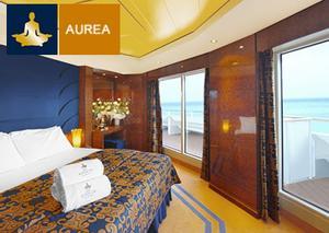 Categoria S3 - Suíte Aurea S3