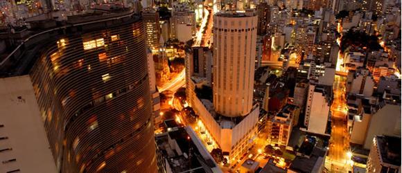 Hotéis em São Paulo
