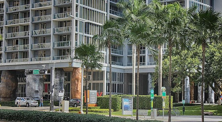 Icon Brickell W Miami By Velvet Luxury, Miami