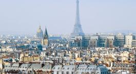 Inglaterra e Sul da Europa: Londres + Paris + Roma de avião
