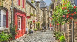 França: Rota pela Normandia, Bretanha e Vale do Loire